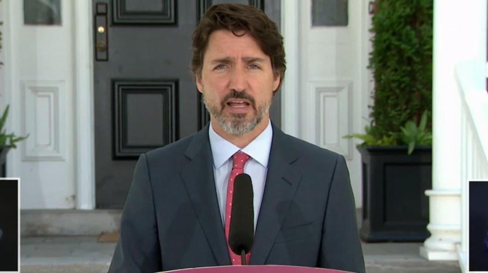 Trudeau advierte posibles 'problemas' por elecciones de EE.UU.; asegura que Canadá estará preparada - Justin Trudeau. Captura de pantalla.