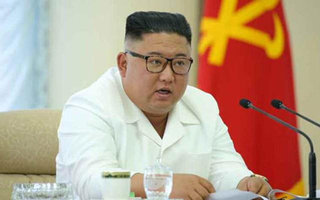 Pionyang hace defensa del patriotismo en 70 aniversario de Guerra de Corea - Kim Jong-un. Foto de Rodong Sinmun