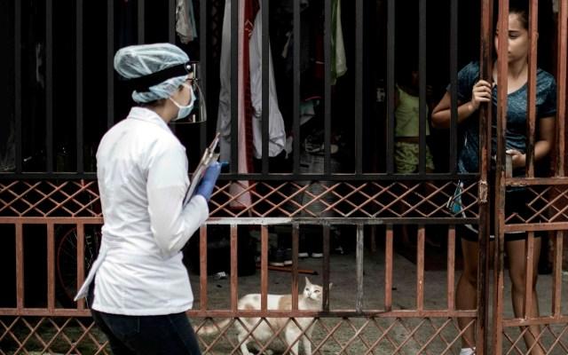 Crece en Latinoamérica temor a colapso sanitario tras agudizarse pandemia - Latinoamérica coronavirus COVID-19