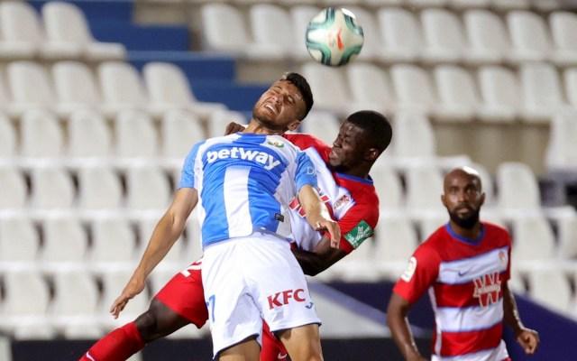Leganés empata a cero con Granada y se acerca más al precipicio - Leganés Granada partido LaLiga 220620201
