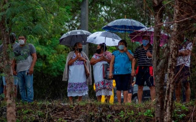 Tormenta Cristóbal provocará temporal de lluvias en el sureste de México - lluvias tormenta Cristóbal