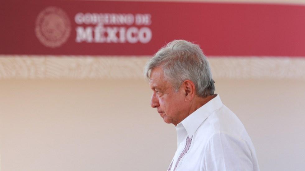 Denuncia AMLO presunto Bloque Opositor Amplio contra Morena y su gobierno - Foto de Notimex