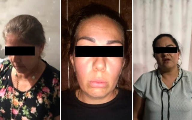 Dictan prisión preventiva a madre, hermana y prima de 'El Marro' - madre, hermana y prima de El Marro