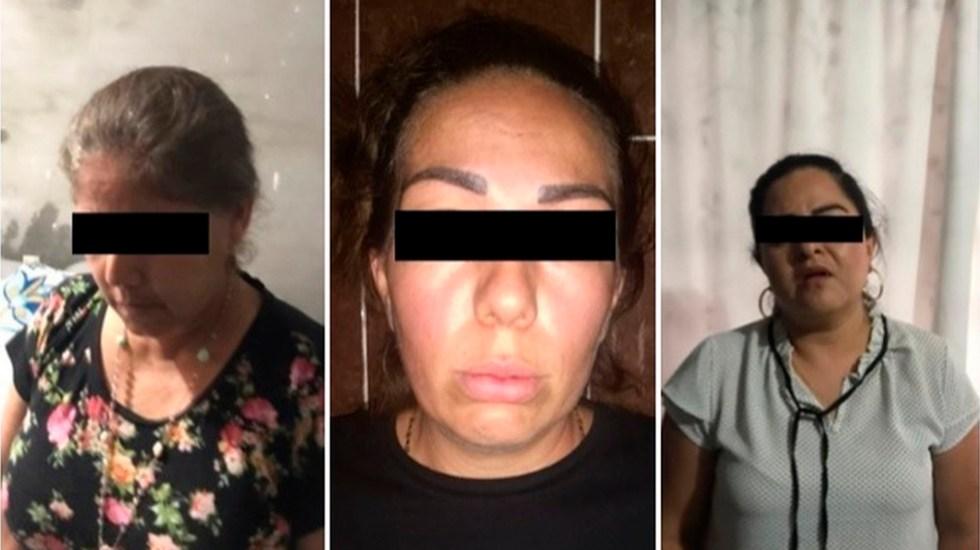 Un montaje, operativo de Fiscalía de Guanajuato para detener a familiares de 'El Marro': Gertz Manero - madre, hermana y prima de El Marro