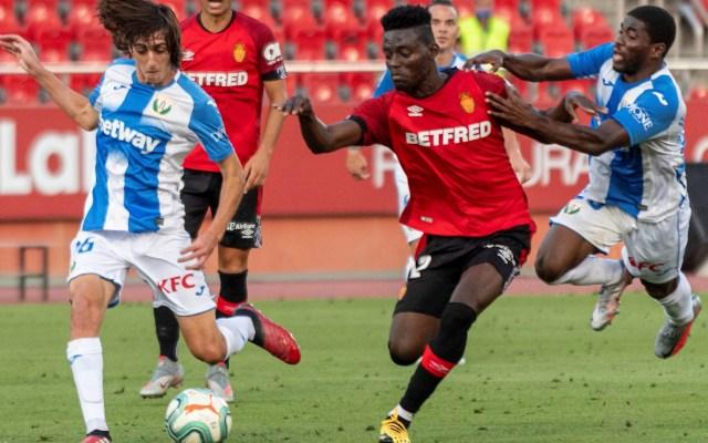 Mallorca y Leganés empatan a un gol, suman un punto poco útil - Mallorca Leganés partido futbol 19062020 1