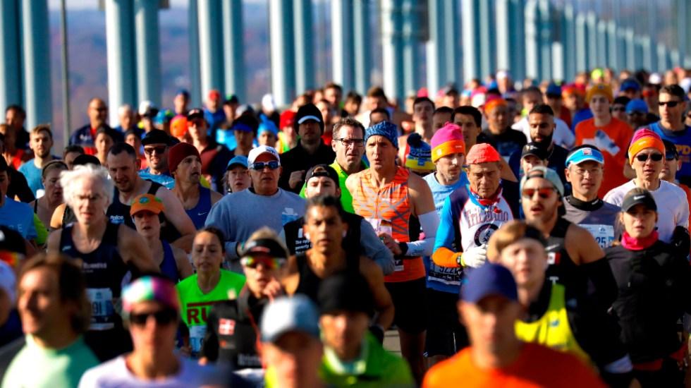 Cancelado el maratón de Nueva York por COVID-19 - Foto de EFE