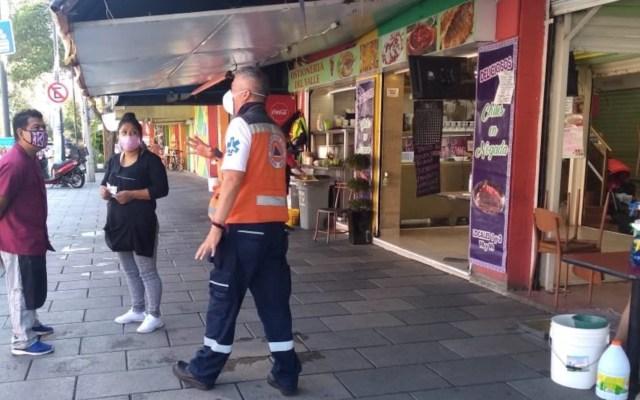 Se reforzarán protocolos de sismos en la Ciudad de México durante contingencia por COVID-19 - Foto de Twitter @STaboadaMx