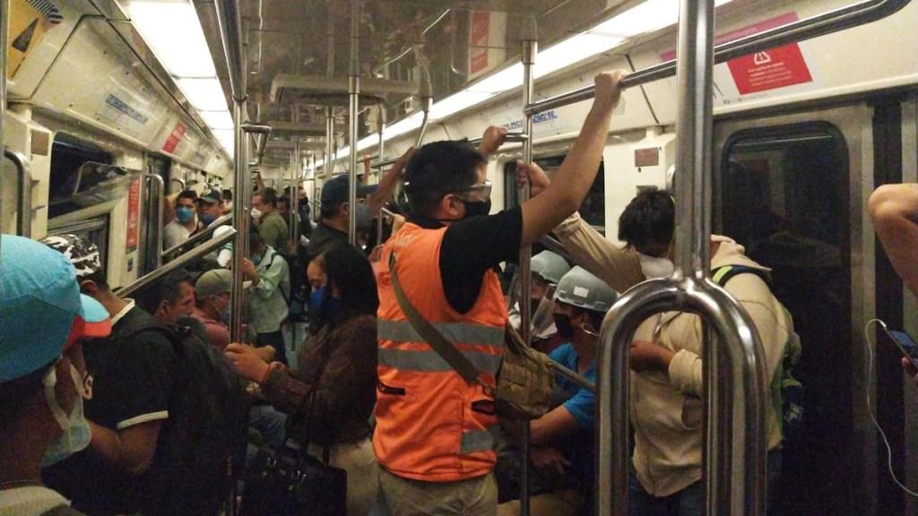 Google Maps informará aglomeraciones en el transporte público por COVID-19 - Metro de la Ciudad de México