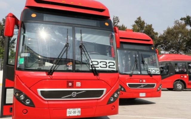 Anuncian nueva línea de Metrobús en Circuito Interior - Foto de @Claudiashein