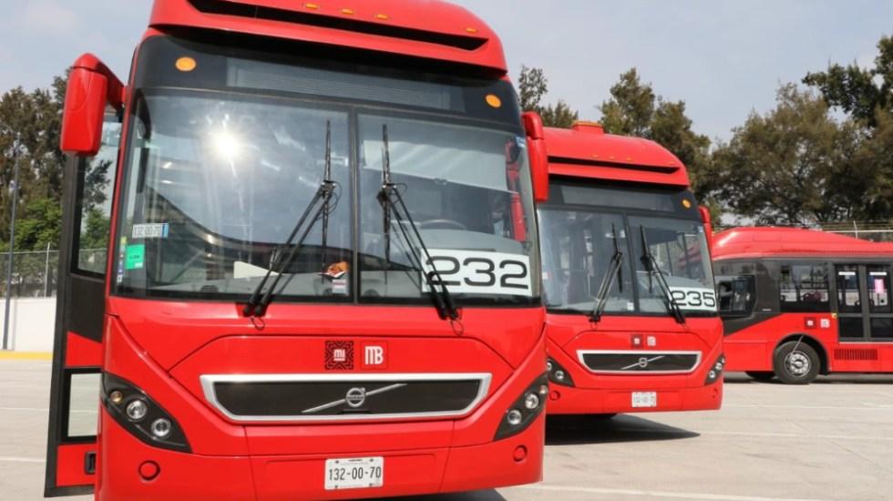 Metrobús anuncia cierre escalonado de estaciones en Línea 2 - Metrobús CDMX