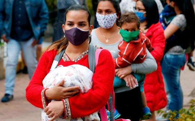Venezolanos en busca de asilo viven con incertidumbre y miedo al COVID-19 - migrantes venezolanos coronavirus COVID-19