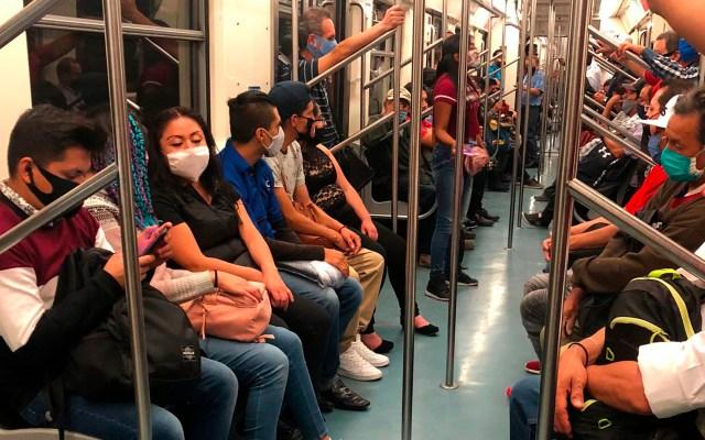 Aumenta movilidad en la Ciudad de México en transición a Semáforo Naranja - movilidad cdmx