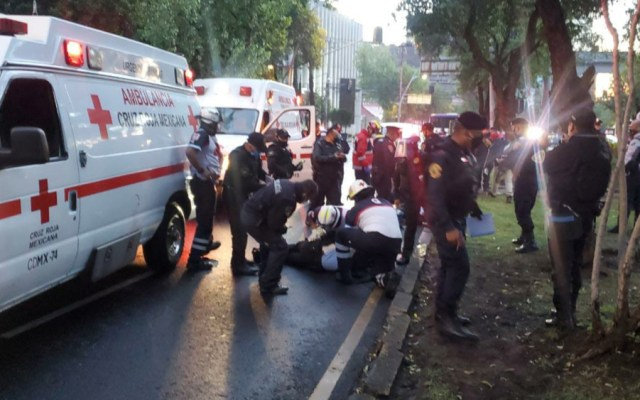 Doce detenidos tras atentado a García Harfuch - Foto de @vialhermes