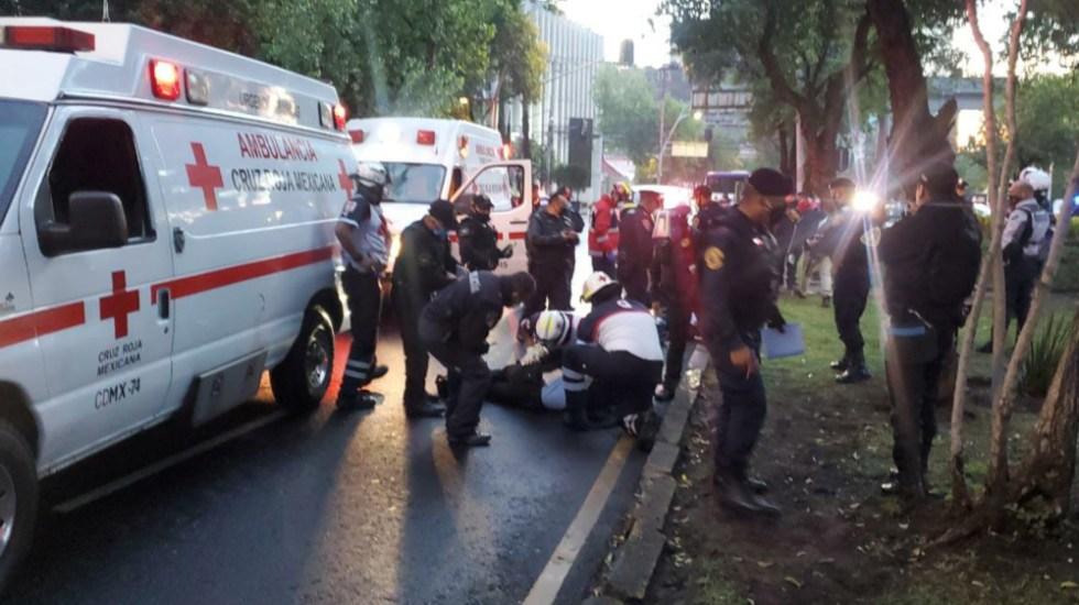 FGJ CDMX abre investigación tras atentado a García Harfuch