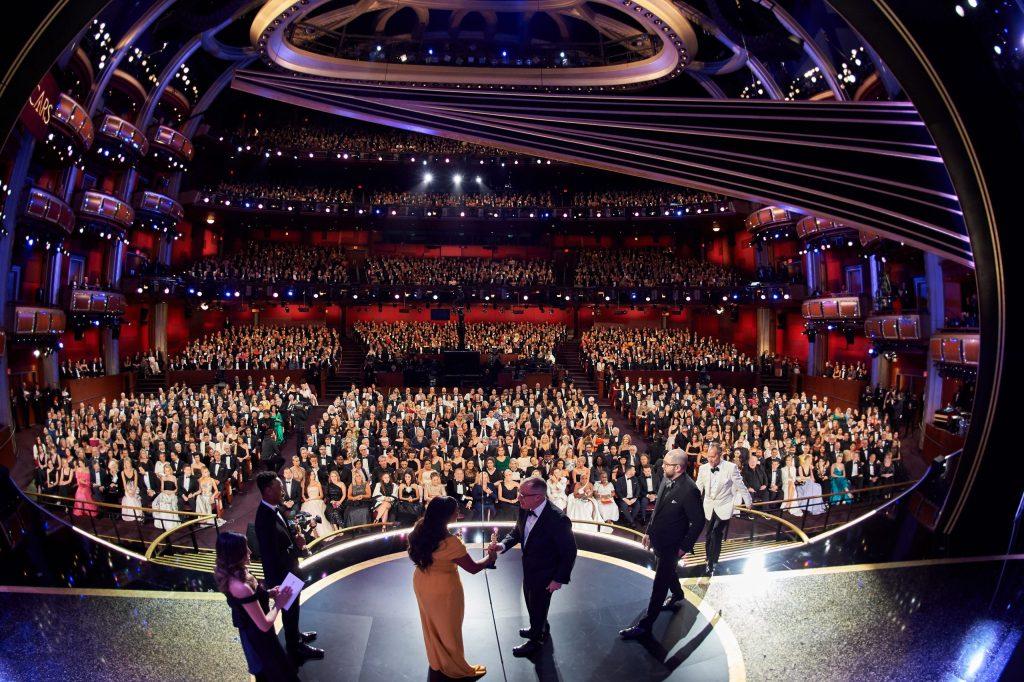 El Óscar tendrá 10 cintas nominadas a 'Mejor película' - Foto de The Aacdemy