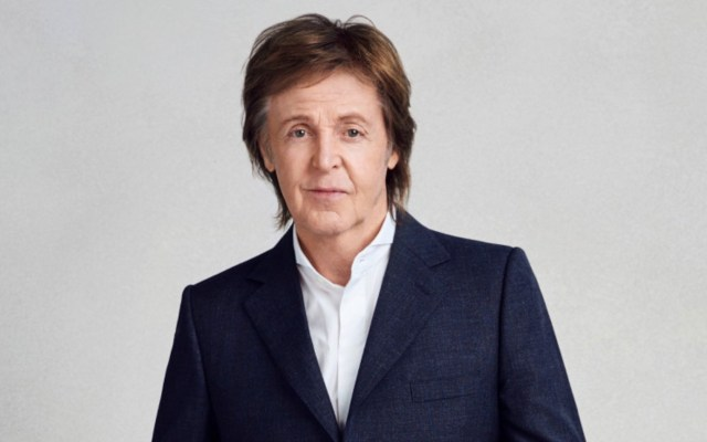 Paul McCartney revela que The Beatles canceló concierto debido a racismo - Foto de @SIRIUSXM