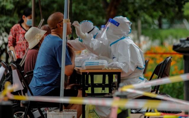 Beijing continúa en alerta para frenar el nuevo brote de coronavirus - Foto de EFE