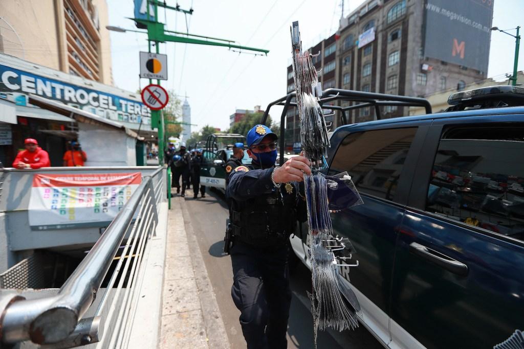 Delitos presentan tendencia a la baja durante 2020 en Ciudad de México - Foto de Notimex