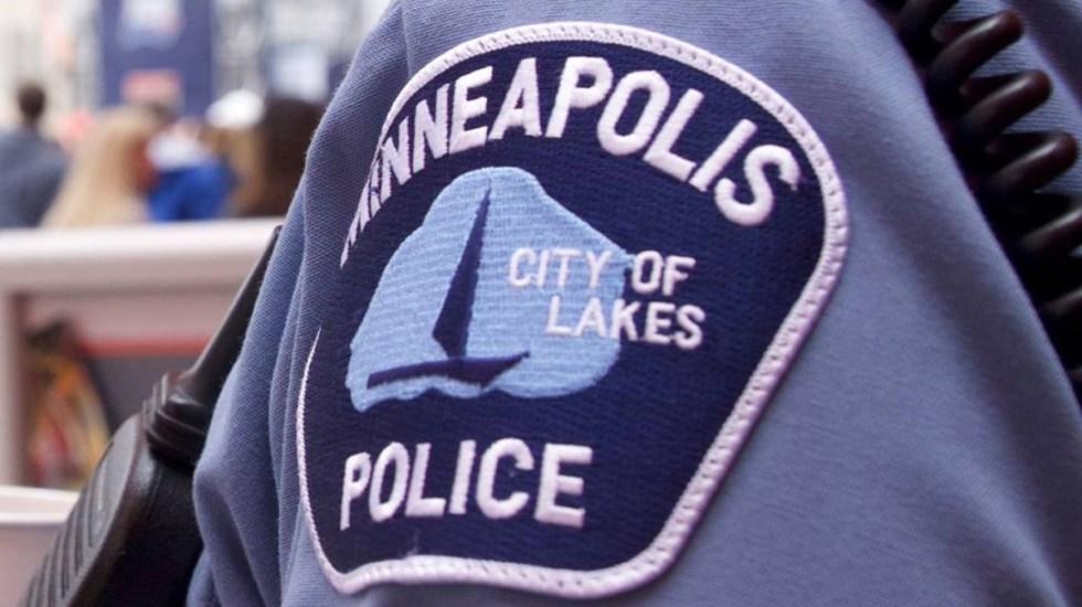Tiroteo en Minneapolis deja un muerto y once heridos - Policía de Minneapolis. Foto de @MinneapolisPoliceDepartment