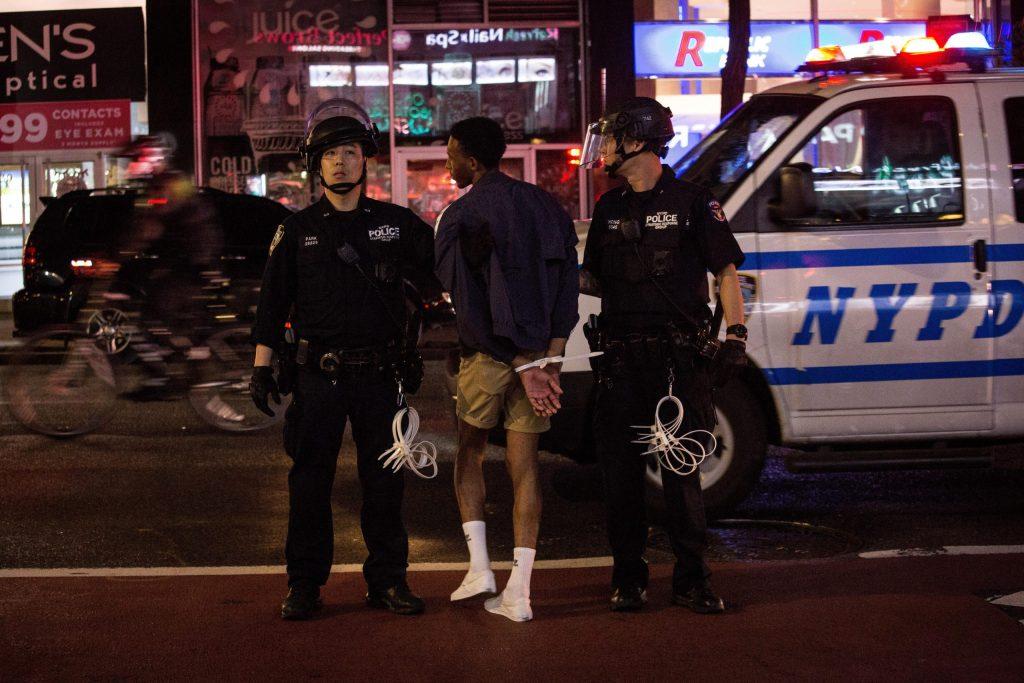 Nueva York 'reinventará' a su Policía tras protestas - Foto de EFE