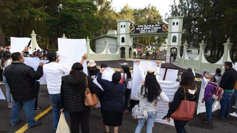 No atendí a manifestantes por la Sana Distancia: AMLO sobre protestas en Veracruz - Foto de Yahir Ceballos/AVC Noticias