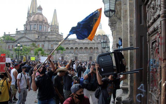 No se imputó muerte de Giovanni López a gobernador, aclara Sánchez Cordero - Foto de EFE