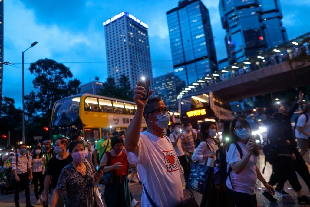 G7 llama a China a reconsiderar la polémica ley sobre Hong Kong - Foto de EFE