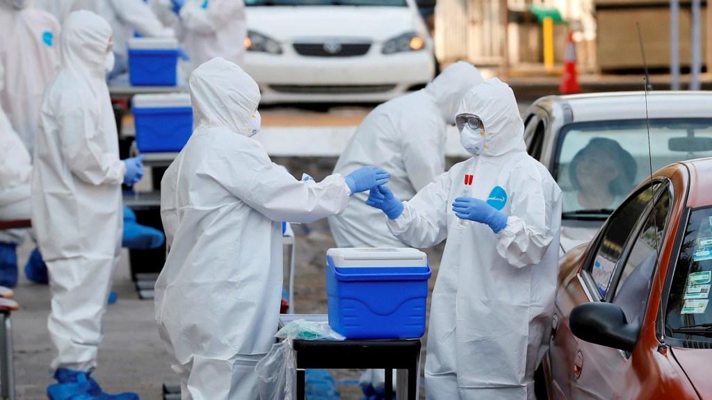 Jalisco detecta cuatro posibles casos de variante de COVID-19; InDRE analizará muestras - Pruebas COVID-19 Jalisco Guadalajara