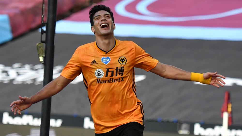 #Video Raúl Jiménez anota e impulsa triunfo del Wolverhampton - El jugador mexicano Raúl Jiménez. Foto de EFE / Archivo
