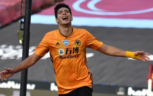 Raúl Jiménez guía triunfo del Wolverhampton contra el Everton - El jugador mexicano Raúl Jiménez. Foto de EFE / Archivo
