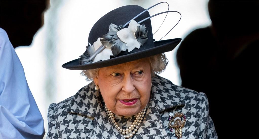 Reina Isabel II se dejará ver en pequeña ceremonia al aire libre para celebrar su cumpleaños - Reina Isabel II