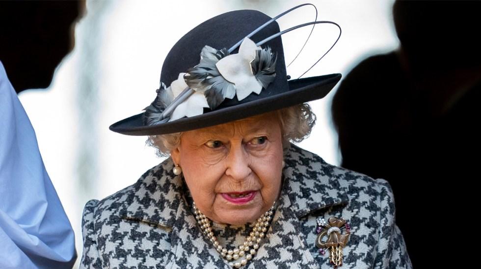 Reina Isabel II se vacunará pronto contra COVID-19 - Reina Isabel II