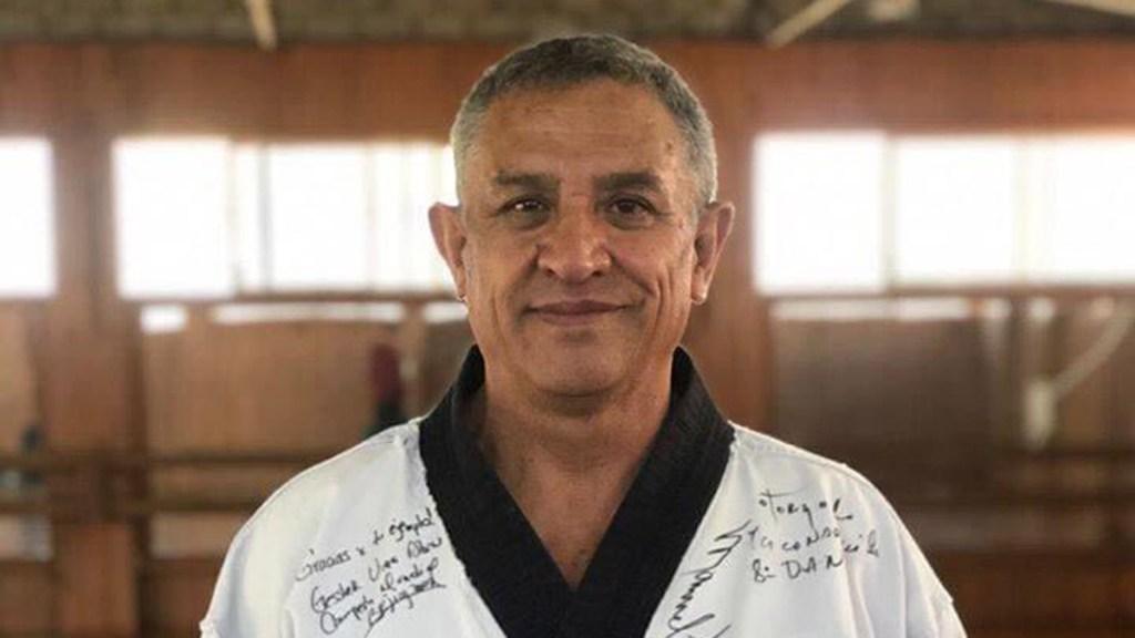 Murió por COVID-19 el medallista Reinaldo Salazar - Reinaldo Salazar. Foto de Iridia Salazar