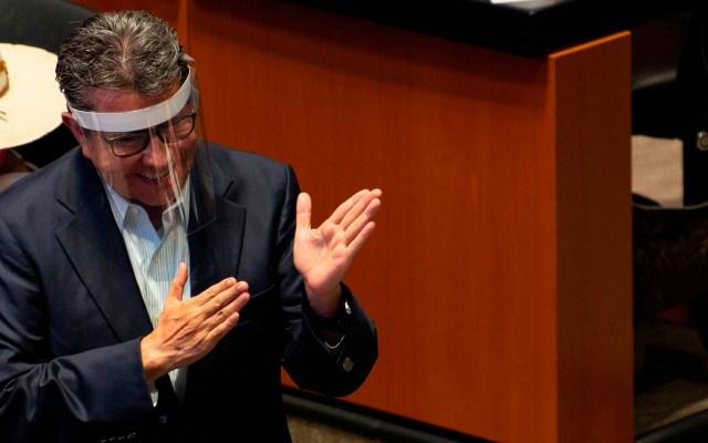 Monreal propone a oposición adelantar revocación de mandato a 2021 - ricardo monreal