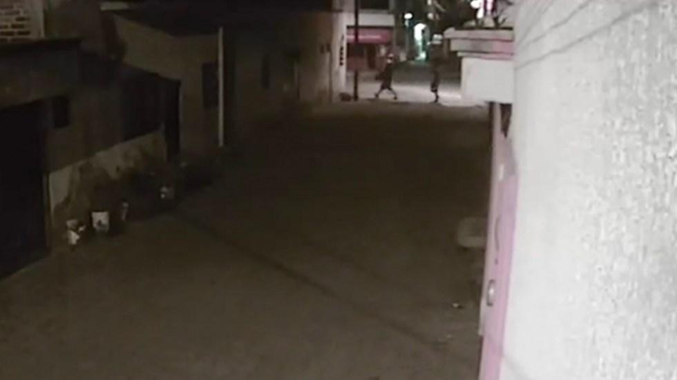 #Video Roban tanque de gas en un minuto en vivienda de Xochimilco - Robo a domicilio en Xochimilco