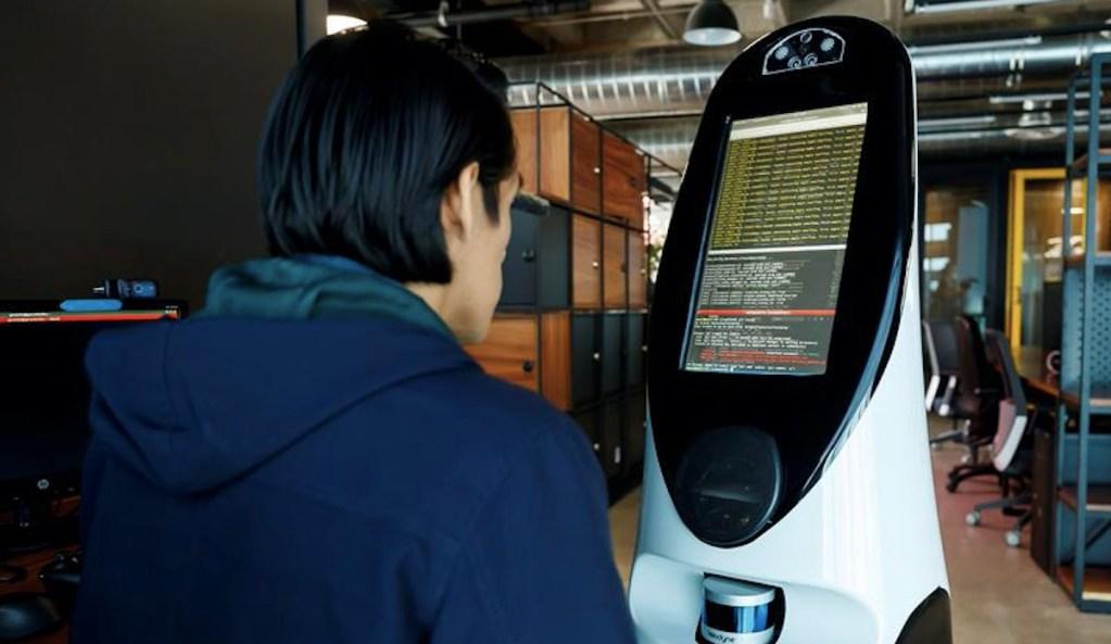 RoomieBot, el robot mexicano capaz de combatir al COVID-19 - Foto de EFE