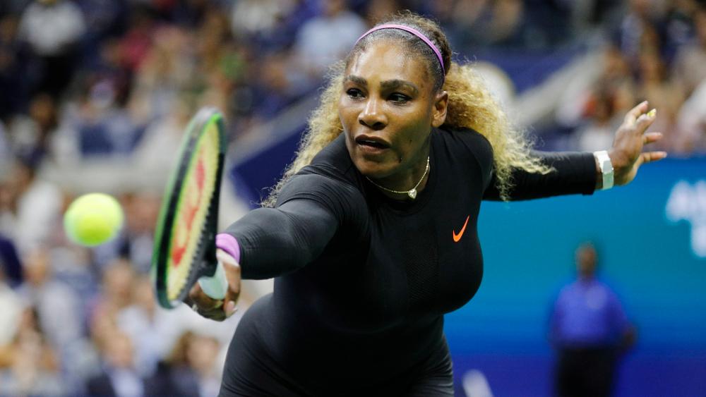 Serena Williams anuncia que participará en el Abierto de Estados Unidos - Serena Williams