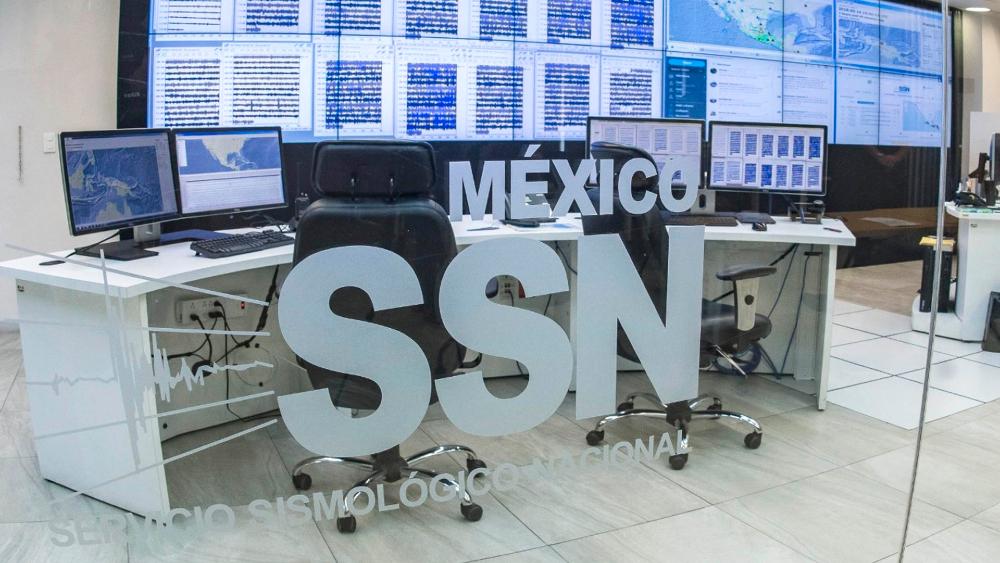 Vandalizan estación del Servicio Sismológico Nacional en el Edomex - Foto de UNAM