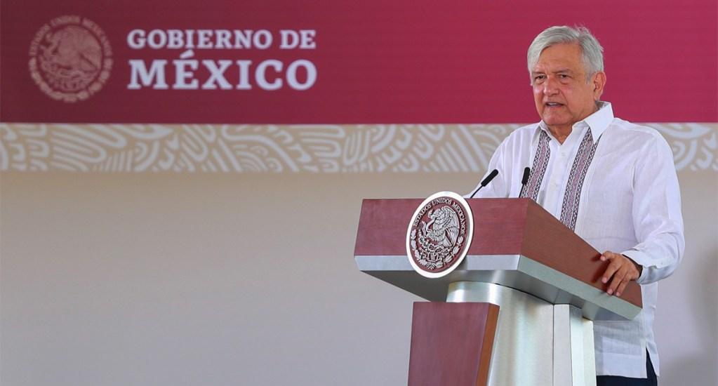 Se está con la transformación o en contra de ella, afirma López Obrador - AMLO en la supervisión de la Rehabilitación del Sistema Nacional de Refinación- Refinería General Lázaro Cárdenas