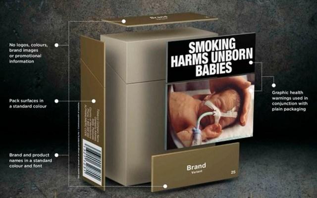 OMS aplaude decisión de la OMC a favor del empaquetado genérico de tabaco - tabaco omc oms