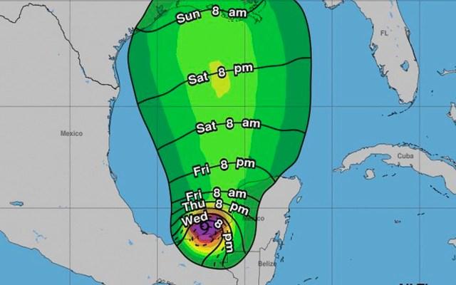 Tormenta Cristóbal toca tierra en Campeche; prevén fuertes lluvias e inundaciones - Tormenta tropical Cristóbal