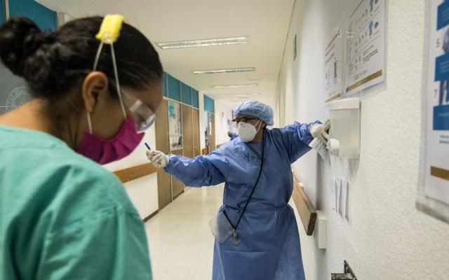 COVID-19 desnudó deterioro del sistema público de salud de México, afirma ONG - Hospital Juárez de México