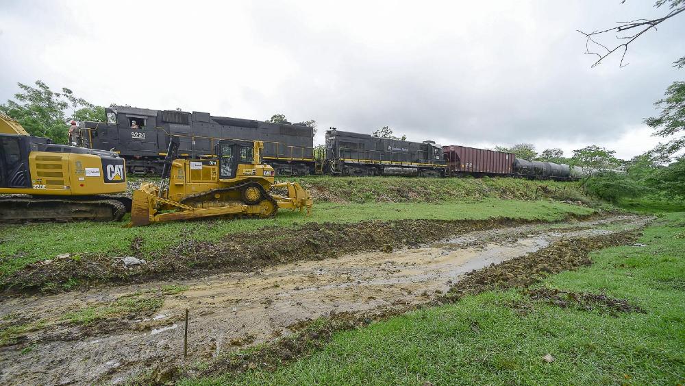 AMLO ve tintes políticos en suspensión definitiva de indígenas contra Tren Maya - Foto de lopezobrador.org.mx