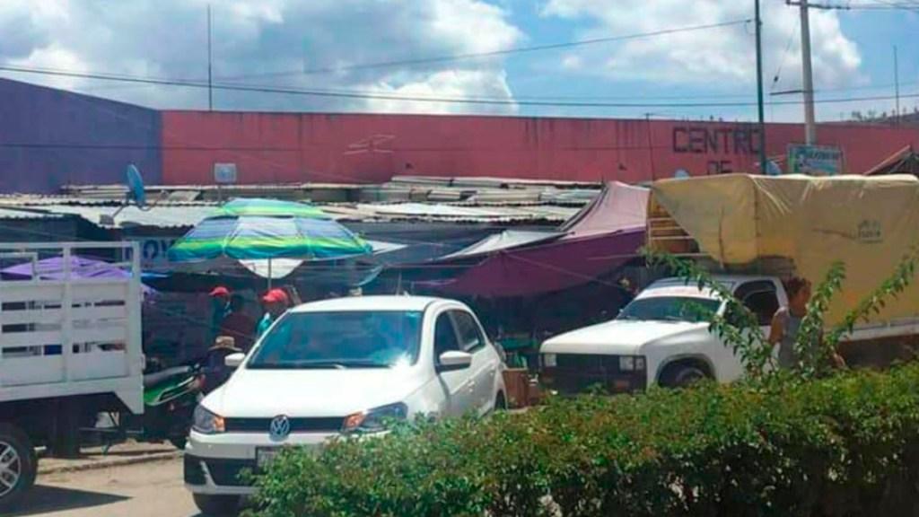 Investigan triple homicidio en mercado de Chilapa, Guerrero - triple homicidio chilapa guerrero