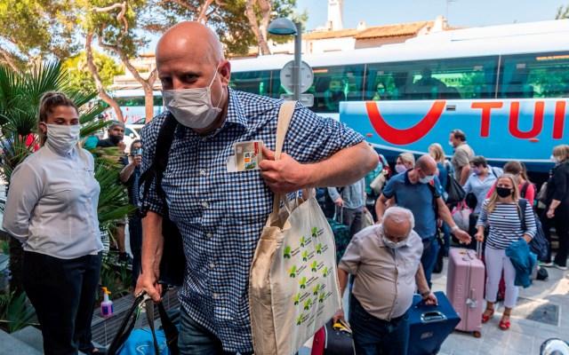 Llegan a España primeros turistas alemanes después de tres meses - turistas alemanes España coronavirus COVID-19