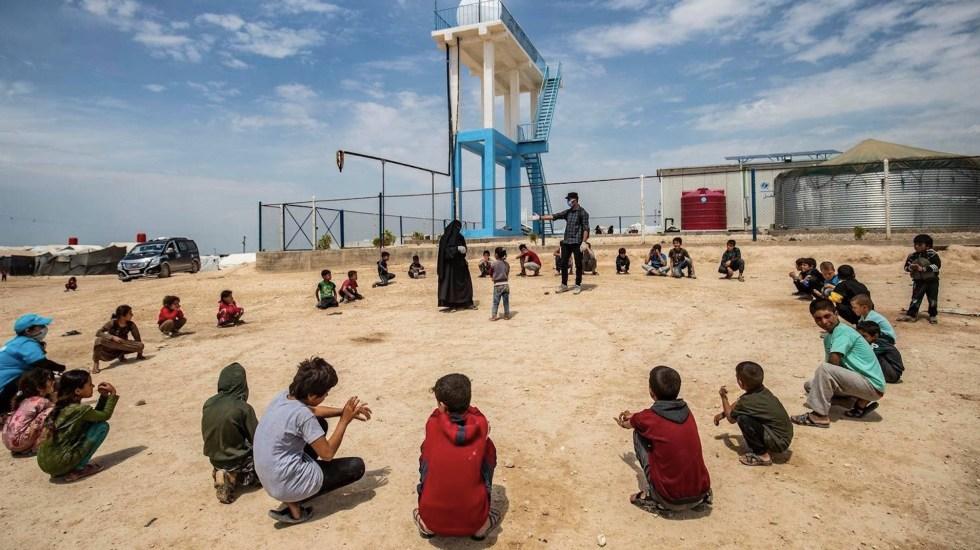 ONU teme que COVID-19 termine con trabajo de 20 años a favor de niños - Foto de Unicef