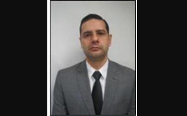 Juez Villegas solicitó el retiro de escoltas - Uriel Villegas Ortiz. Foto de FGR