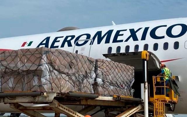 Llegará vuelo procedente de Emiratos Árabes Unidos con 39 connacionales y equipo médico - vuelo shangai insumos sre coronavirus COVID-19