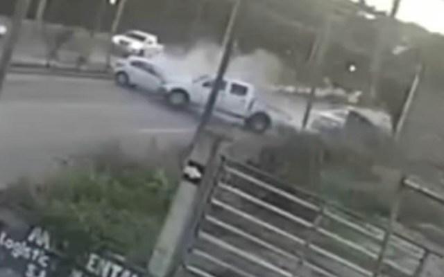 Dos muertos tras accidente provocado por funcionario del Ayuntamiento de Tuxtla Gutiérrez - Accidente Tuxtla Gutiérrez