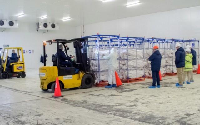 México busca especializar aduana de EE.UU. en comercio de alimentos perecederos - Foto de @SENASICA
